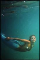 Mermaid submerged 5 by wildplaces