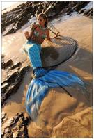 Mermaid ensnared by wildplaces