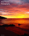 Sunset calendar cover 2011 by wildplaces