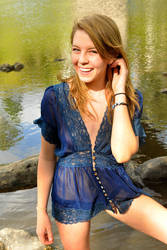 Riley Jade - sheer blue smile 1 by wildplaces