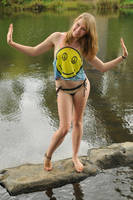 Riley Jade halts river traffic by wildplaces