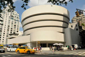 Guggenheim Museum 1 - New York by wildplaces
