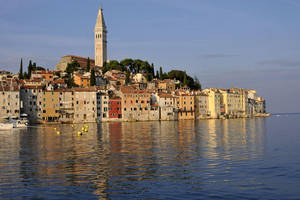 Rovinj morning 1 by wildplaces