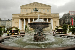 Bolshoi Theatre 1 - Moscow by wildplaces