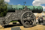 Tsar Cannon 1 - Kremlin, Moscow by wildplaces