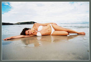 Alicia on Monkey Beach 2 by wildplaces