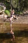 Riley Jade - rope swing 1 by wildplaces
