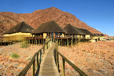 Sossus Dune Lodge 2 - Namibia by wildplaces
