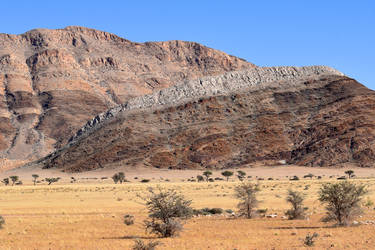 Namib landscape 1 by wildplaces