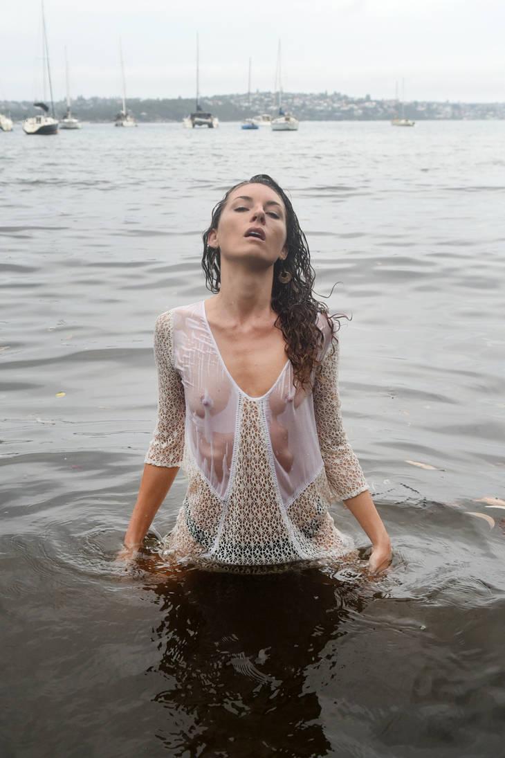 Zena - wet white 4 by wildplaces