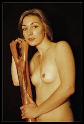 Kimberlie avec Didgeridoo 2 by wildplaces