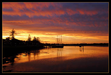 Port Macquarie Christmas Eve 1 by wildplaces