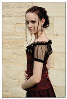 Angel - Carmen in a corset 1 by wildplaces