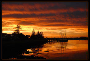 Port Macquarie Christmas Eve 4 by wildplaces