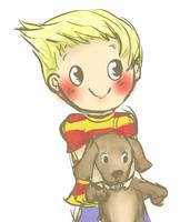 Baby's First Pet M3 by MitsukoOtsuki