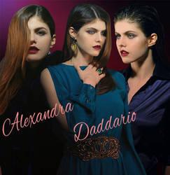 Alexandra Daddario by Cazadores-sombras