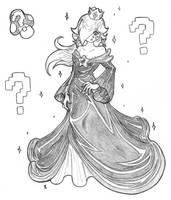 Mystery Mushroom - Rosalina by Nico--Neko