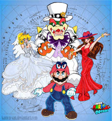Super Mario Odyssey! by Nico--Neko