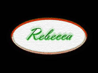 Rebecca by DvdGiessen