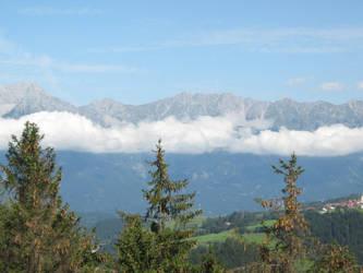 Mountains by DvdGiessen