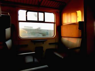 The Train by DvdGiessen