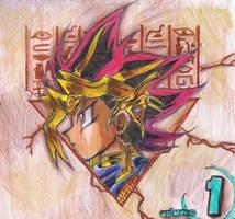 Yu-Gi-Oh! by haloanime97