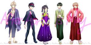 kimono by AfterAprilIsMay