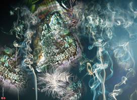 Sacred Smoke by cloistering