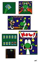 Luigi Cheats by NekoMation