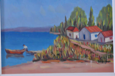 'Near the Island' by Minasitirith