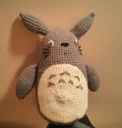 Totoro by Bernardakins