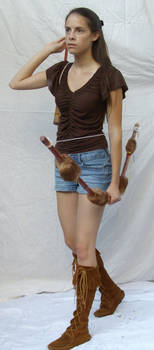 Shorts and Boots ::Stock 23:: by spiked-stock