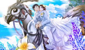 CM: Happy Anniversary by MikiTakamoto