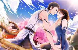 CM: Cherry of love by MikiTakamoto