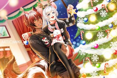 CM: Christmas by MikiTakamoto