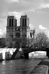 Notre Dame III by josselin94