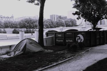 cleanness of Paris by josselin94