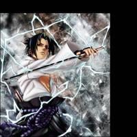 Sasuke Uchiha by Shinimashita