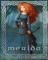 Merida by IngvardtheTerrible