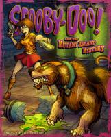 Scooby Do mutant 2 by IngvardtheTerrible