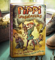 Pippi Longstocking by IngvardtheTerrible