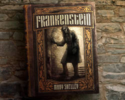 Mary Shelley's Frankenstein by IngvardtheTerrible