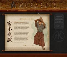 Musashi's Japanese Steakhouse website 1 by IngvardtheTerrible