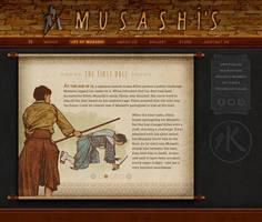 Musashi's Japanese Steakhouse website 2 by IngvardtheTerrible