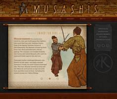 Musashi's Japanese Steakhouse website 3 by IngvardtheTerrible
