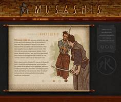 Musashi's Japanese Steakhouse website 4 by IngvardtheTerrible