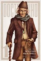 Doctor Who #1 by IngvardtheTerrible