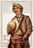 Doctor Who #5 by IngvardtheTerrible