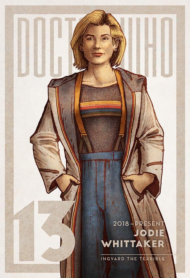 Doctor #13 by IngvardtheTerrible