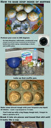 How to make Soup Muffins by BlackMagdalena